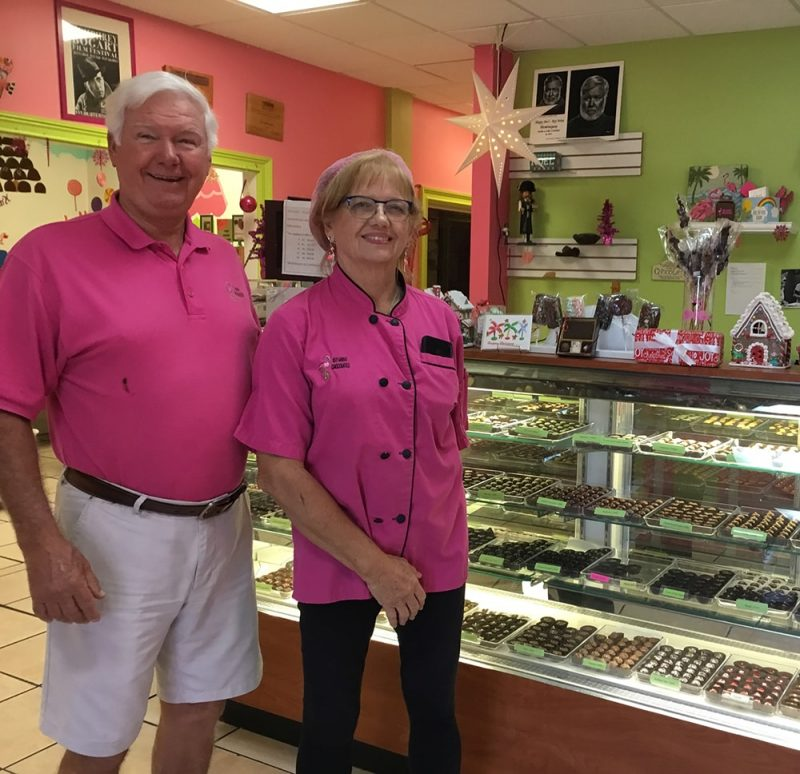 With a lot of hard work, Key Largo Chocolates finds sweet success